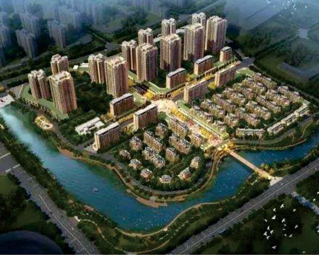 重庆市黔江区中央公园城