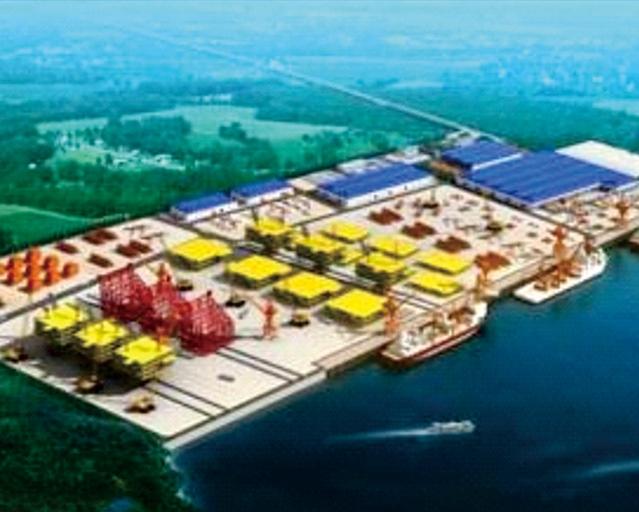 舟山惠生海洋工程