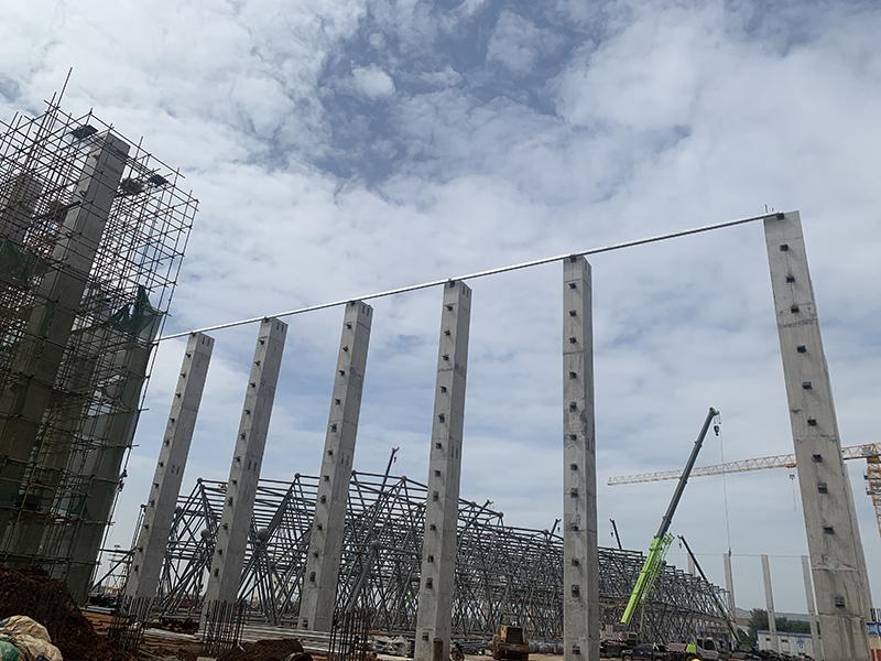 喜中海口美兰机场扩建项目