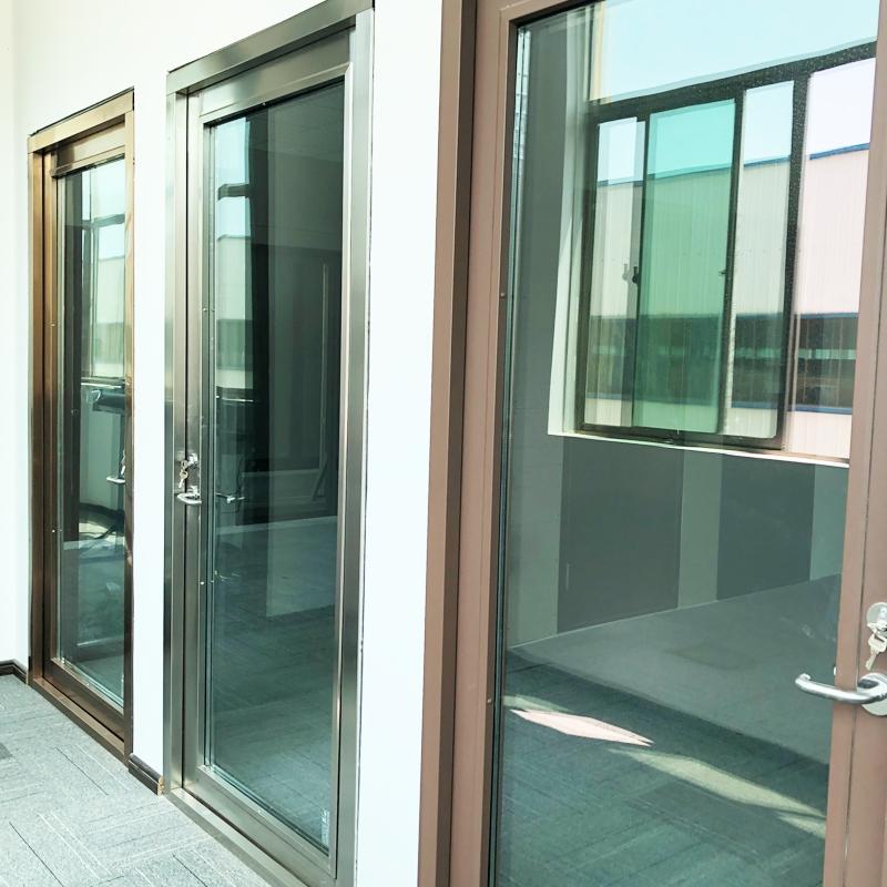 厂家直销不锈钢玻璃防火门商场定制甲级乙级防火门钢质门供货证明