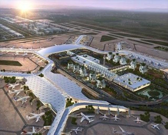 美兰机场扩建项目